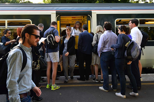 Beleaguered Southern Rail Users Face More Misery As Five Day Strike Begins