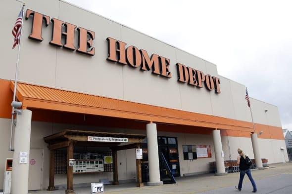 Earns Home Depot