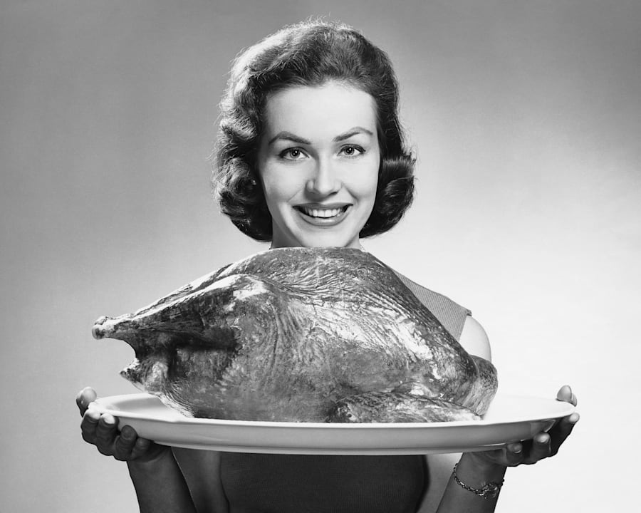 You don't have to be a 1950's housewife to make the perfect roast