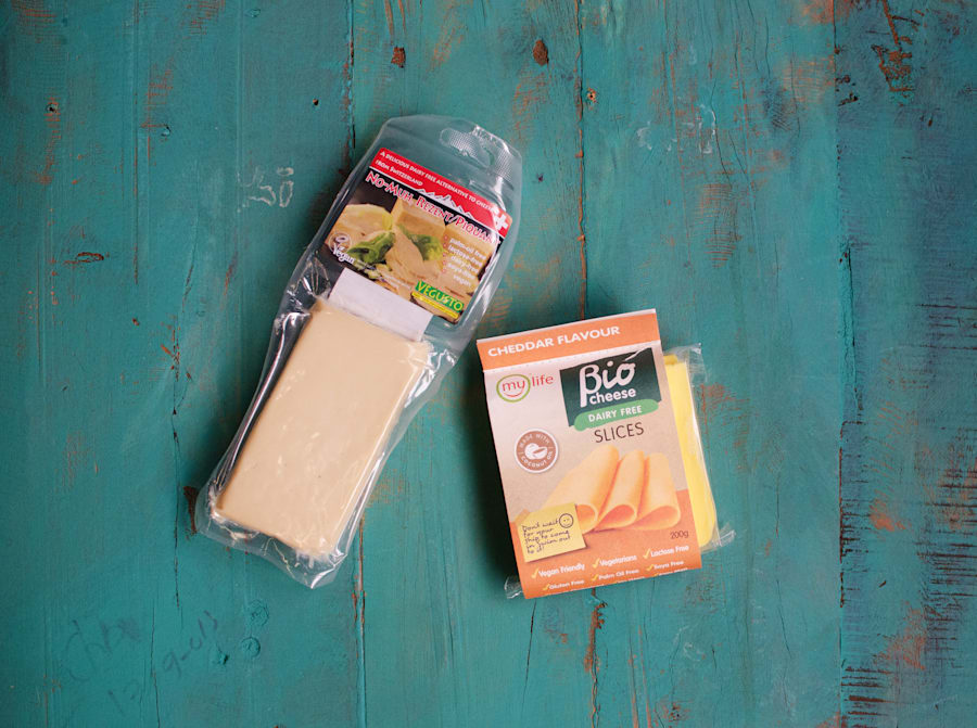 We Taste Tested 8 Vegan Cheeses. Here's What We Think Of