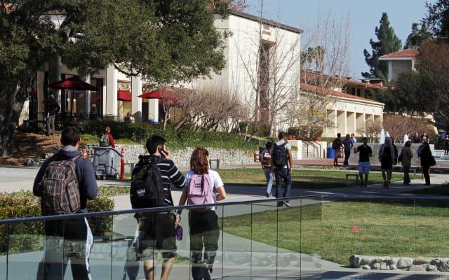 Colleges Ranking Pressure