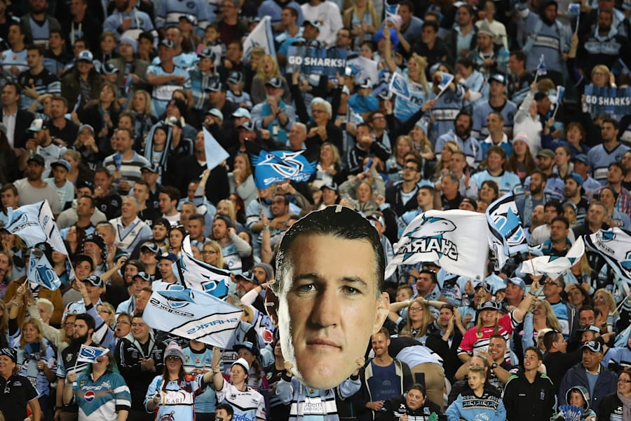 That's more than enough Paul Gallen for