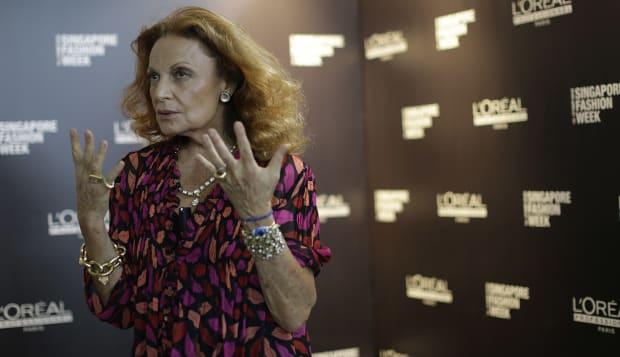 Singapore Diane von Furstenberg