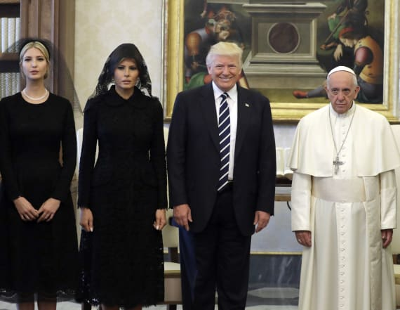 VATICAN-POPE-AUDIENCE-US-DIPLOMACY
