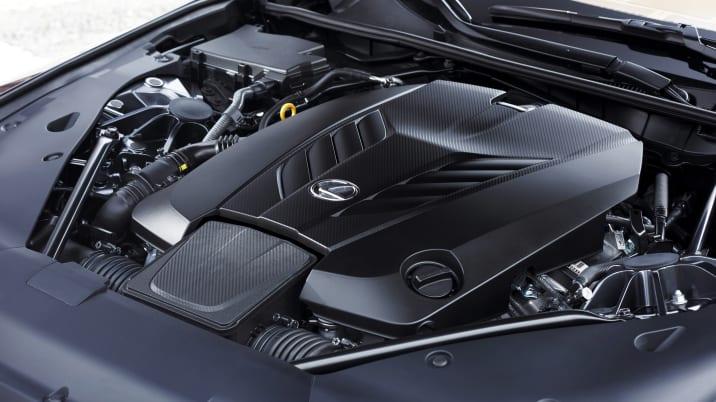 2018 Lexus LC 500 5.0-liter V8