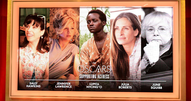 Oscar Predictions 2014 Supporting Actress