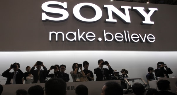 sony earnings pc sales smartphone computer maker technology