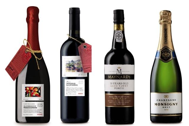 Aldi win 33 wine awards