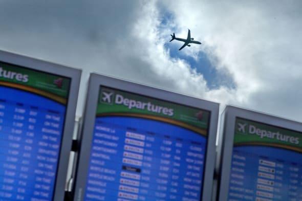 Higher Airfare