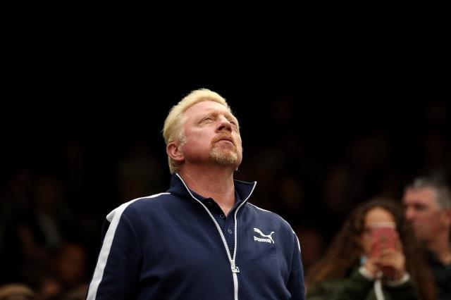 Boris Becker bankruptcy