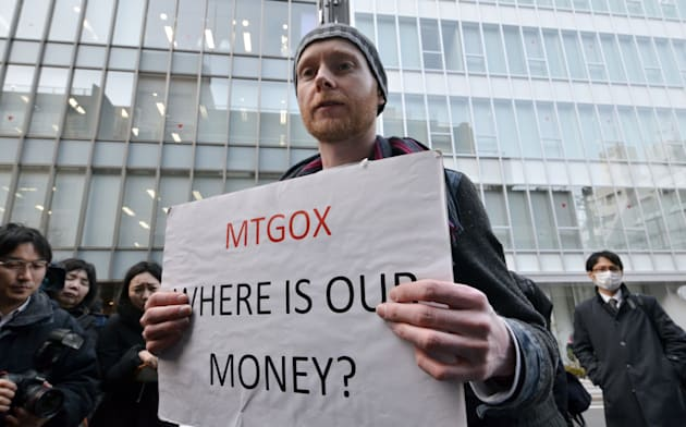 JAPAN-IT-FINANCE-MTGOX-BITCOIN-INVESTIGATION