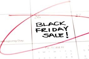 'Calendar Series Black Friday, November 26'