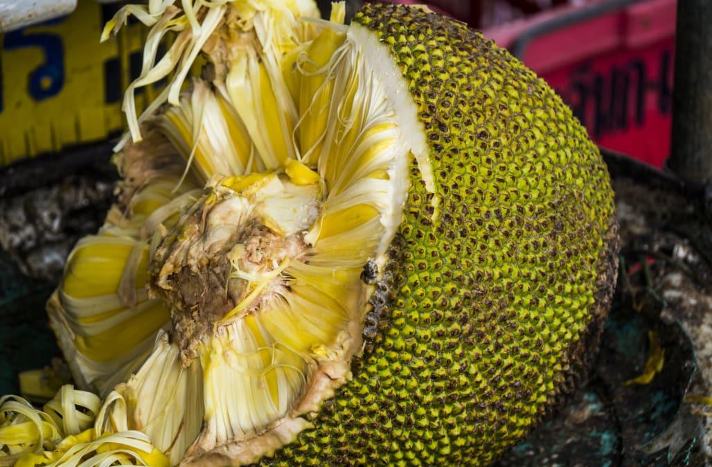 jackfruit, market