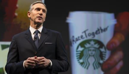 Starbucks Holds Annual Shareholders Meeting