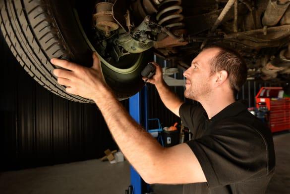 Car Repair Stock