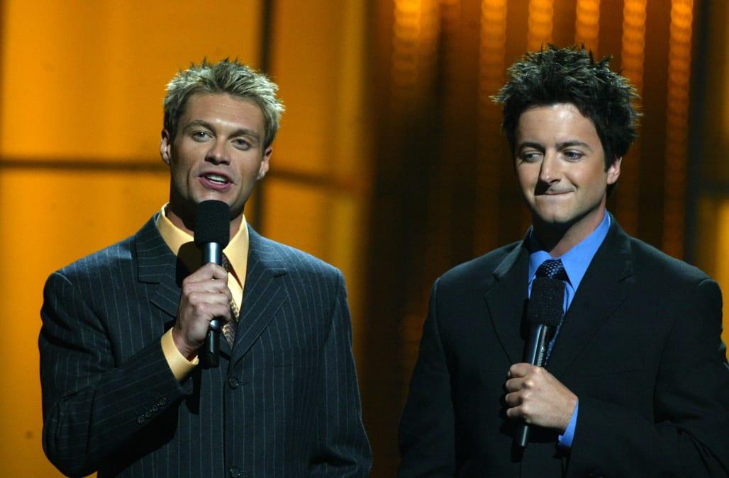 """American Idol"" Season 1 - Concert Tour in Law Vegas - September 18, 2006"