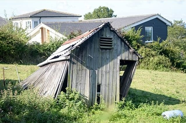 Is this the country's most expensive shed?