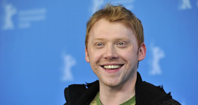 Rupert Grint at the 2013 Berlin Film Festival