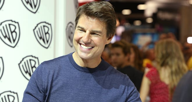 Tom Cruise Jack Nicholson El Presidente