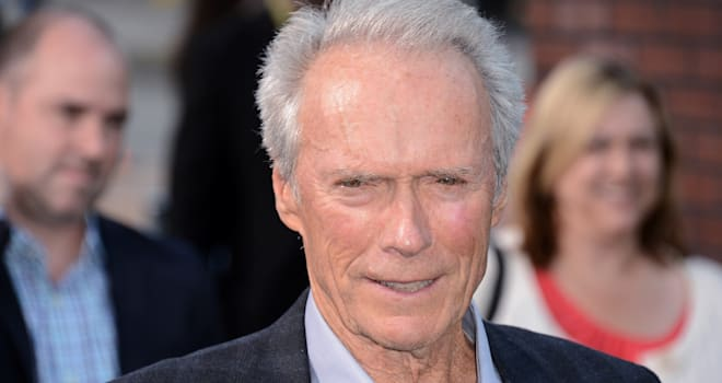 Clint Eastwood at the 'Trouble With The Curve' Premiere on September 19, 2012