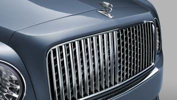 2017 Bentley Mulsanne grille