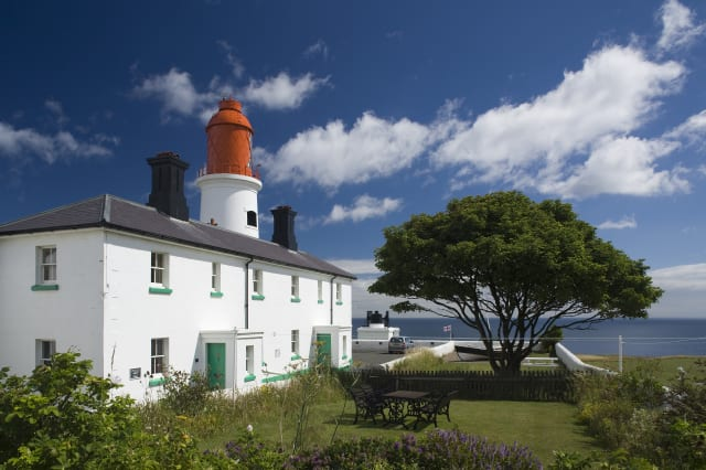 Lighthouse Keeper's cottage, Souter Lighthouse, Tyne and Wear