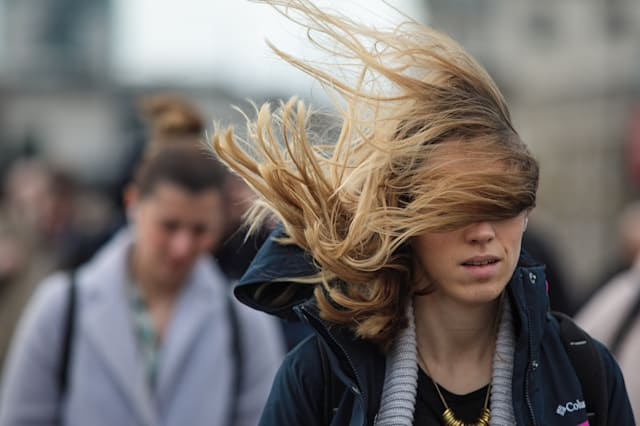 Storm Doris Arrives In The UK
