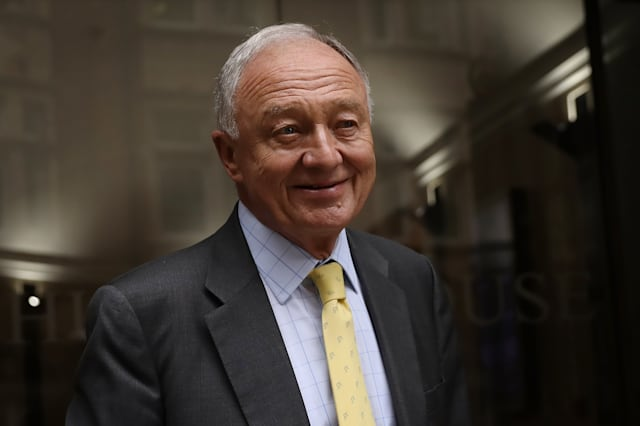 Ken Livingstone Appears At A Labour Disciplinary Hearing