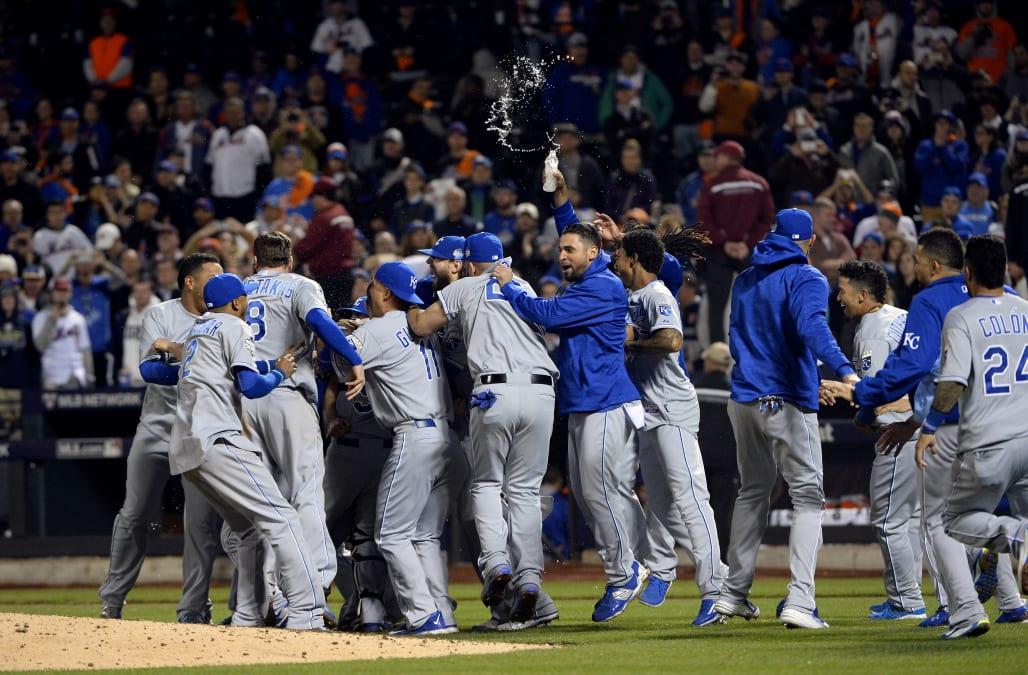 2015 World Series Game Five: Kansas City Royals v. New York Mets