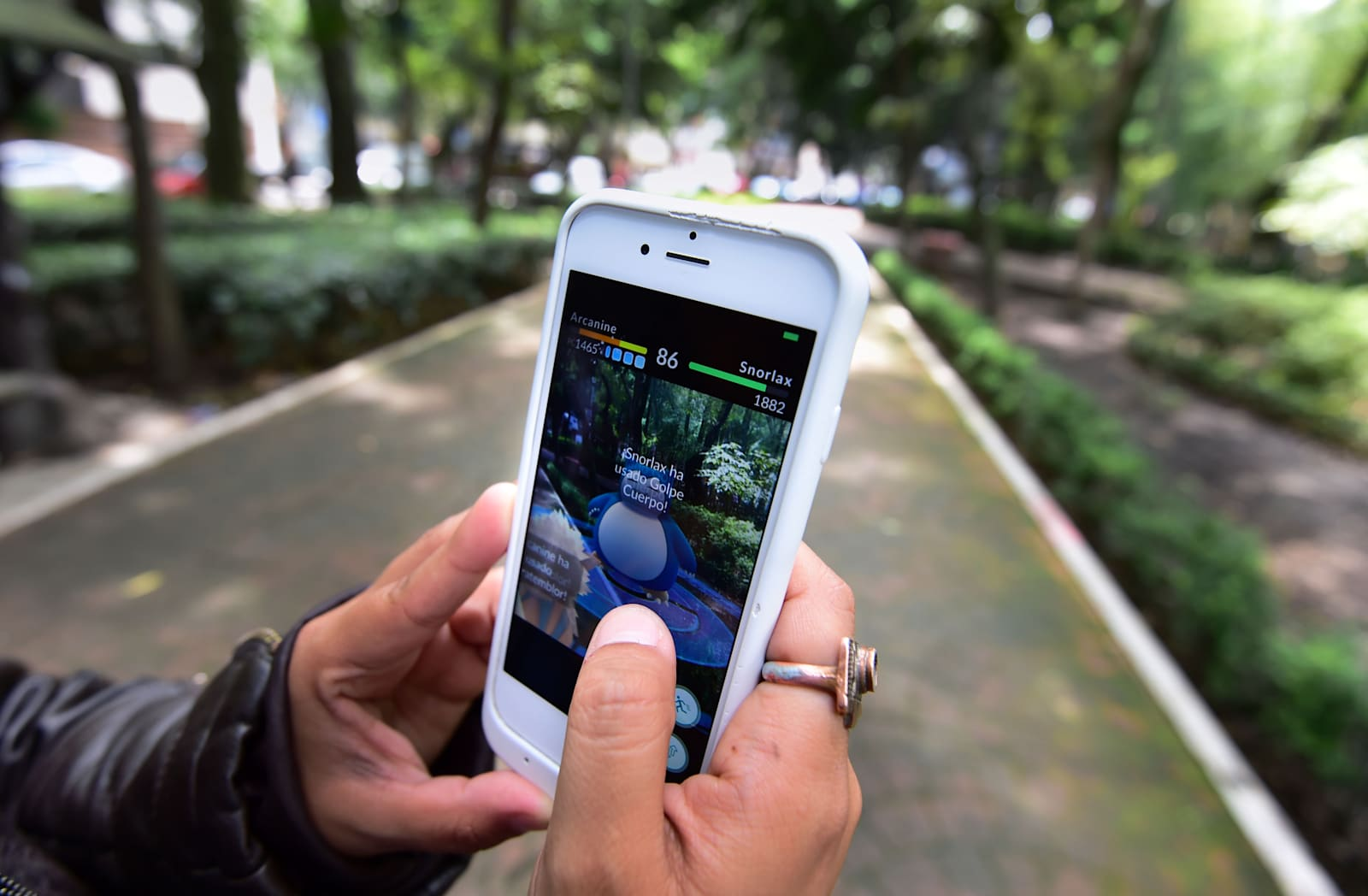 First Amendment suit halts anti-'Pokémon Go' law