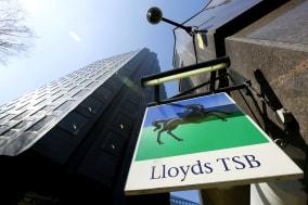 Britain Lloyds TSB