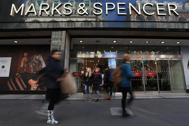 Marks and Spencer to close 60 stores