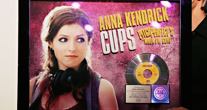 Anna Kendrick's 'Cups' From 'Pitch Perfect'