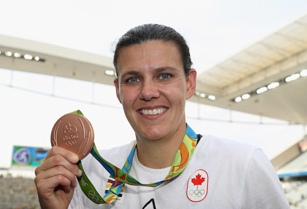 Christine Sinclair is one of this year's Order of Canada