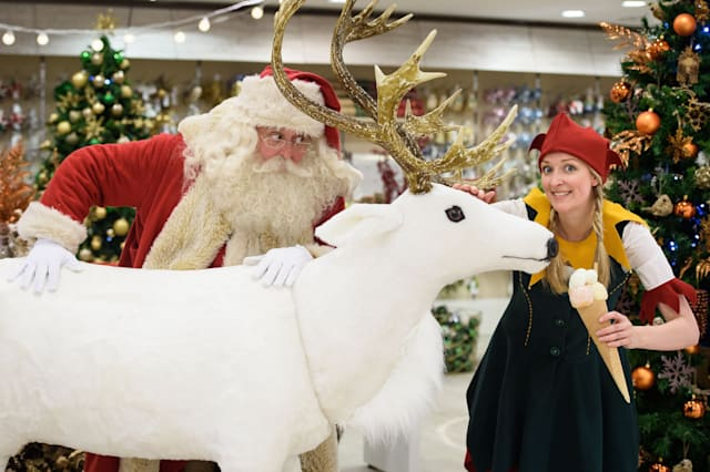 aaef555f53d1c Selfridges has already launched its Christmas shop - AOL