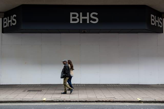 UK pensions regulator begins enforcement action against Philip Green