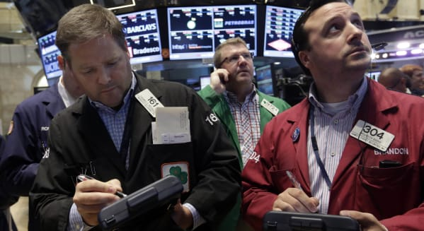 new york stock exchange traders wall street investing earnings