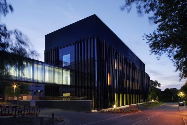 Hopkins Building, University Of Reading