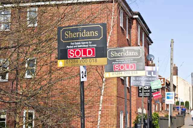 Are house prices set to fall?