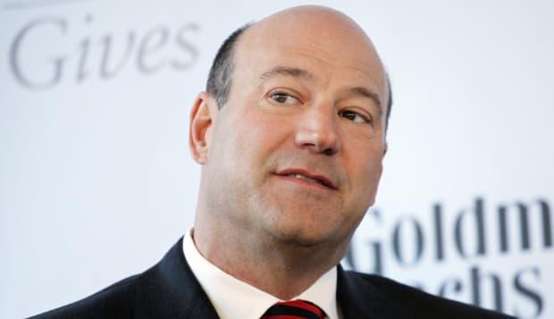 Goldman Sachs Cohn