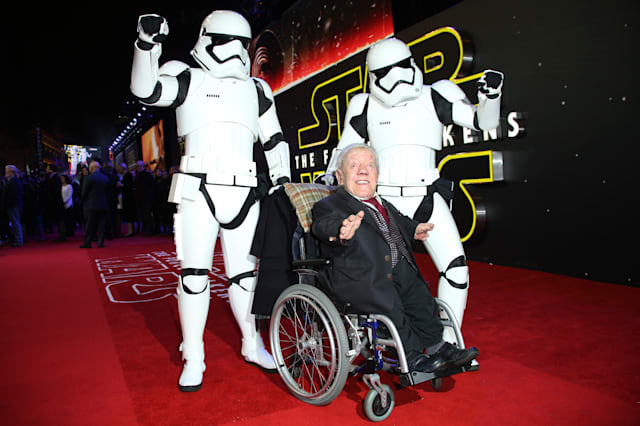 Star Wars: The Force Awakens European Premiere - London