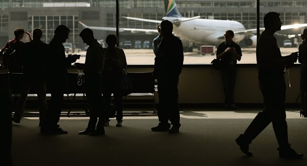 Ebola Patient In U.S. Traveled Through Dulles Airport En Route To Dallas From Liberia