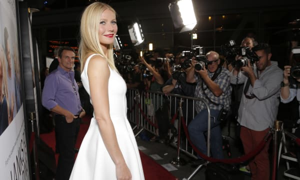 Roadside Attractions' Thanks for Sharing Los Angeles Premiere - Red Carpet