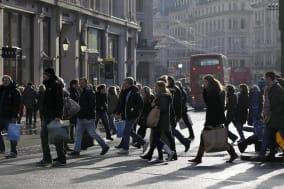 Britain Retail Sales
