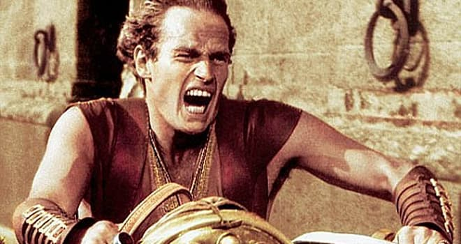 Image result for ben hur original