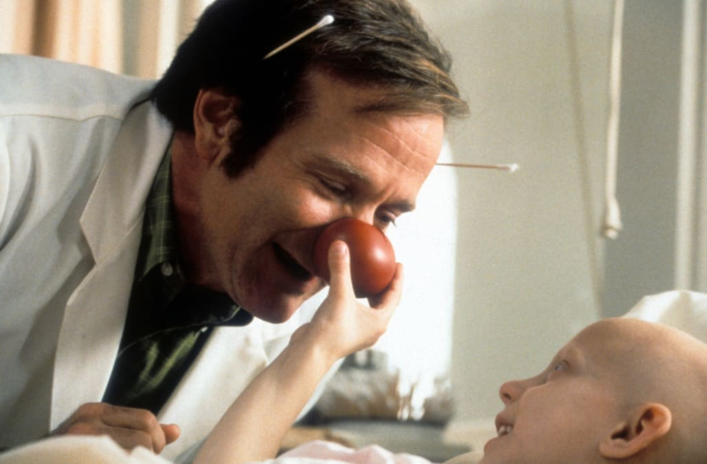 Robin Williams In 'Patch Adams'