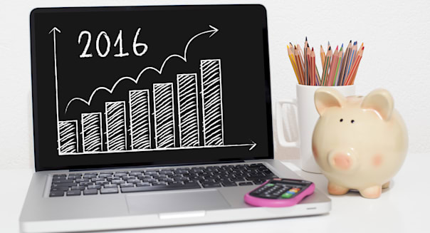 financial growth plan for 2016...