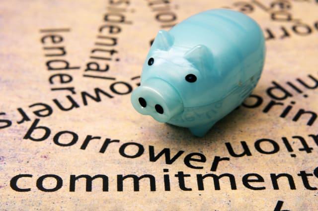 borrower commitment concept