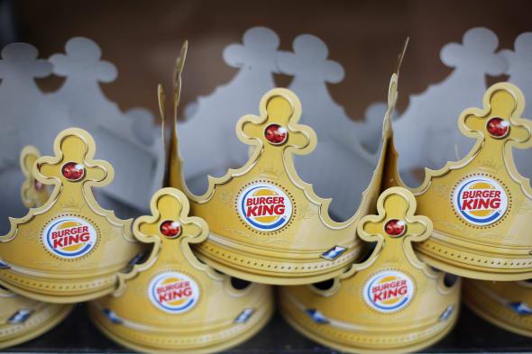 Burger King hats