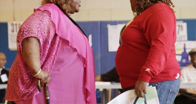 Obesity Rates States